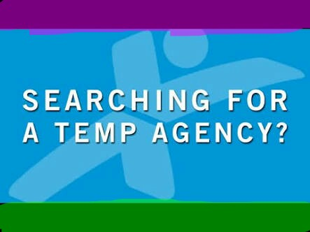 Temp agency and how to get good jobs