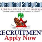 Frsc Recruitment 2019/2020 Form | Federal Road Safety Corps Form is Here: www.frsc.gov.ng