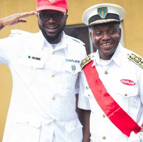 Nigerian Navy Dssc chaplain recruitment