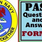 Nigerian Navy Dssc Past Questions and Answers for 2019/2020 Recruitment – Download PDF
