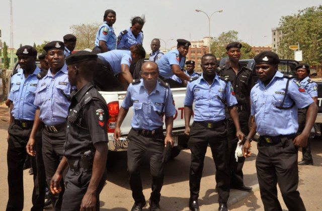 Nigeria Police Constable Recruitment