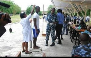 Nigeria Police Physical Screening
