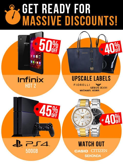 Jumia Black Friday 2019: 5 Important Things You Should Know