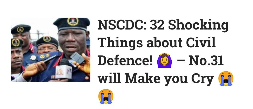Nscdc