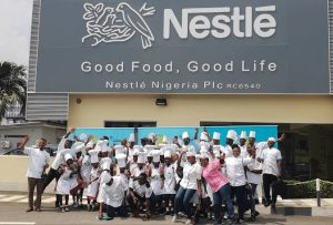 Nestle Nigeria Plc starts recruitment for 2 positions in Lagos