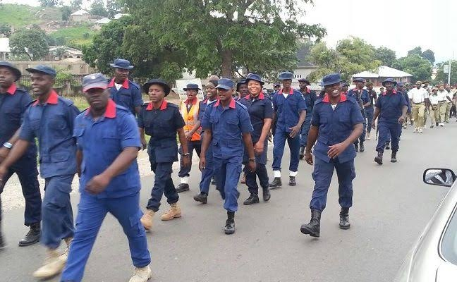Nscdc shortlisted candidates