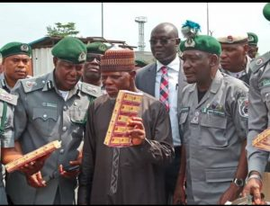 Nigeria customs Services Shortlist 162,399 Candidates: Check Here