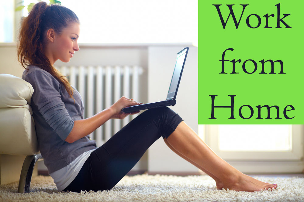 Work from Home Jobs Online Without Investment
