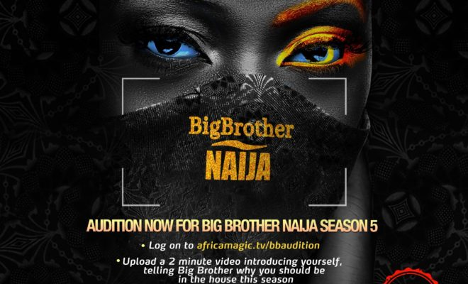 Bbnaija Audition 2020 Application Form is Out - Register Here