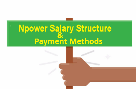 NPower Salary Structure