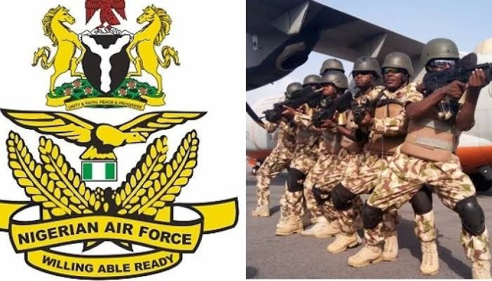 Nigerian Airforce Shortlisted Candidates