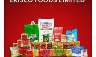 Erisco Foods Limited Job Recruitment
